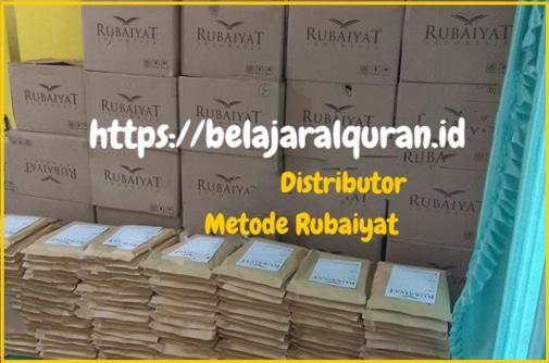ditributor resmi rubaiyat indonesia