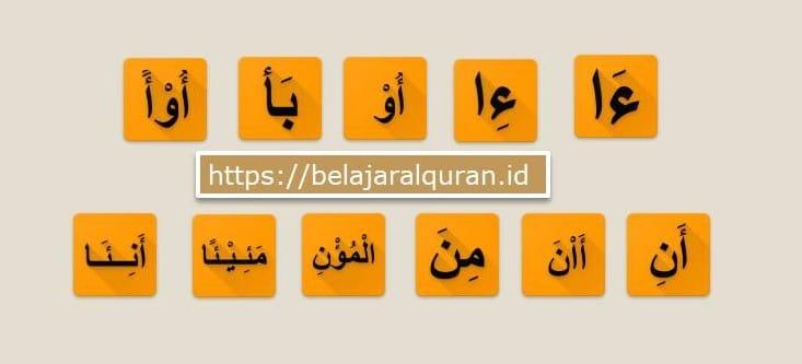 huruf hijaiyah hamzah