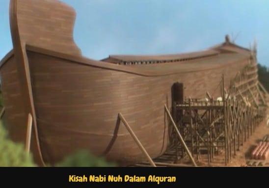 kisah nabi nuh dalam alquran