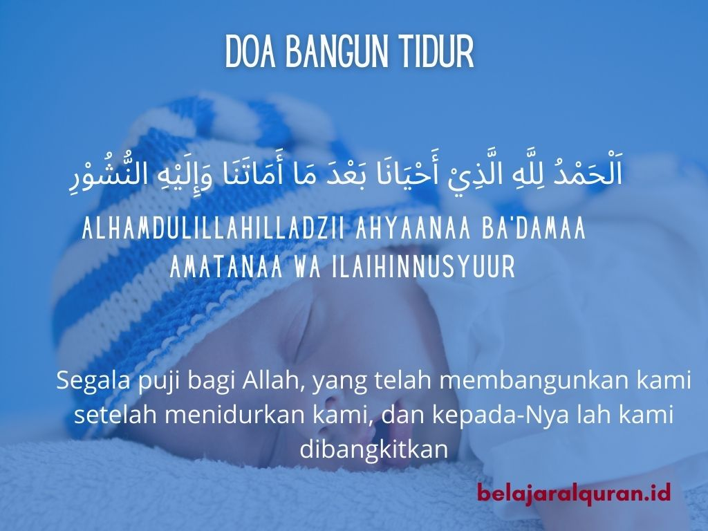 doa sehari hari dalam islam